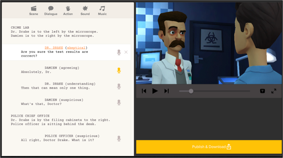 , Introducing Plotagon Studio: Animation for Professional Content Creators