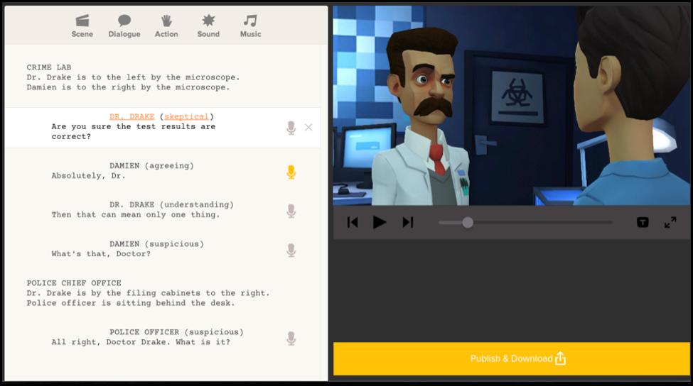 Plotagon Studio: Animation for Pro Content Creators » Plotagon