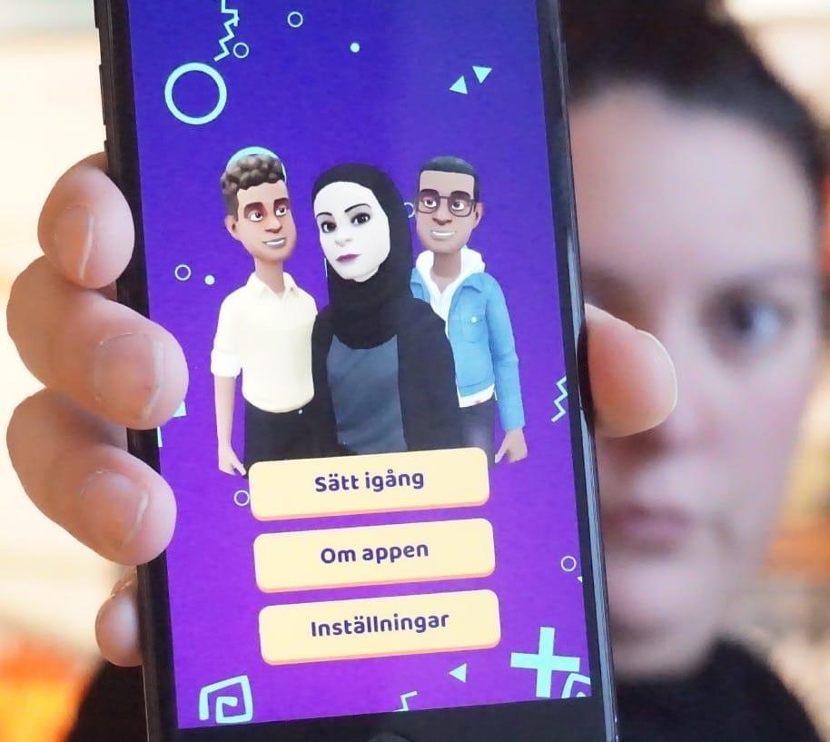 TESKEDSORDEN Animation against racism