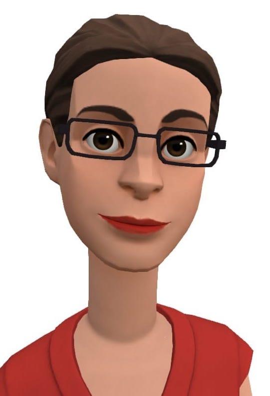 Tracy Carroll Plotagon avatar